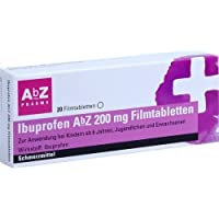 IBUPROFEN ABZ 200MG 20St 1016049 preisvergleich bei billige-tabletten.eu