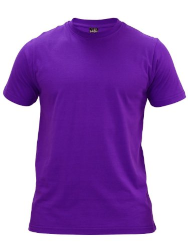 Urban Classics TB168 Herren T-Shirt Basic Tee royal