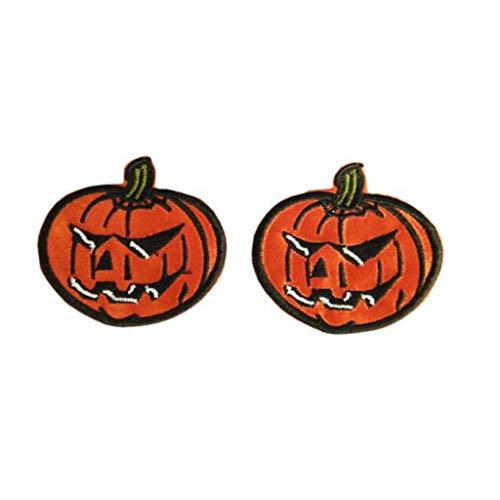 MXD Lustiger Halloween-Kürbis-Brust-Aufkleber-Klimahygiene-bequemer atmungsaktiver Frauenrock