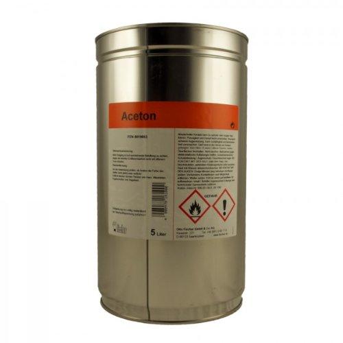 Aceton techn. 5 L