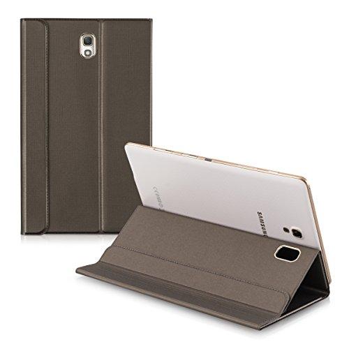 kwmobile Flip Hülle Case für Samsung Galaxy Tab S 8.4 mit Standfunktion - Tablet Kunstleder Tasche aufklappbar in Kupfer
