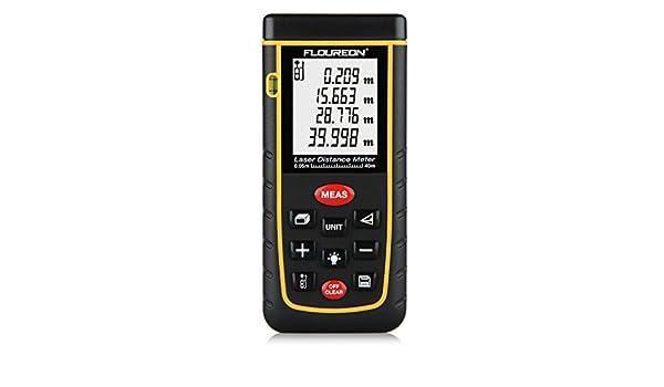 Laser Entfernungsmesser Floureon : Laser entfernungsmesser floureon: laserentfernungsmesser.