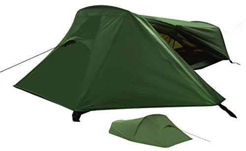 Freetime-Tente 1 PL - Raidlite 1 DLX - Tente de randonnée légère - tente rando raid-30182