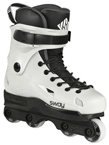 USD Inline-Skate Sway Team Weiß, 40 -
