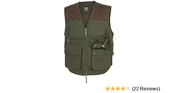 a5a08dd1a2fc2 Jack Pyke Countryman Hunters Vest: Amazon.co.uk: Sports & Outdoors