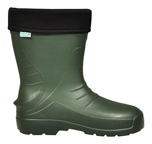 Lukpol Mens Rain Boots Wellingtons M56011
