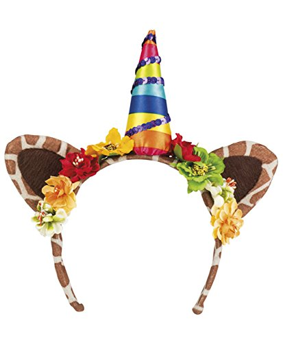 Boland 04248 Tiara Jungle Unicorn, One Size