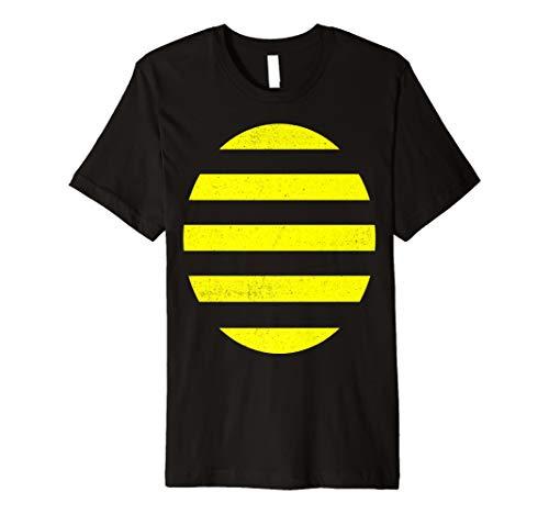 Bee T-Shirt Funny Bumblebee Kostüm Shirt