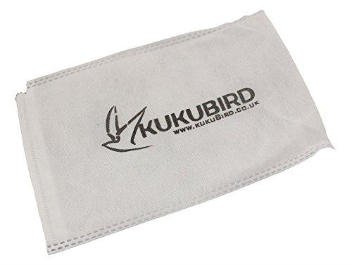 Kukubird Durable-Vlies Staub / Shopping Bag Small X 2 Pcs