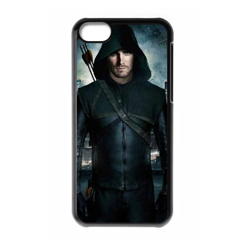 LP-LG Phone Case Of Green Arrow For Iphone 5C [Pattern-6] Grün