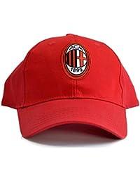 Amazon.it  Rosso - Cappellini da baseball   Cappelli e cappellini ... 252b8e3df879