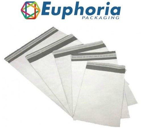 Euphoria Courier Envelopes/Bags/Pouches- 14x18 Inches With POD Jacket (Pack of 100 Pcs)