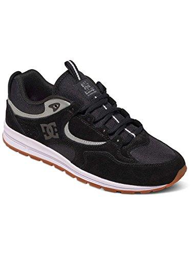Herren Skateschuh DC Kalis Slim S Skate Shoes black/grey
