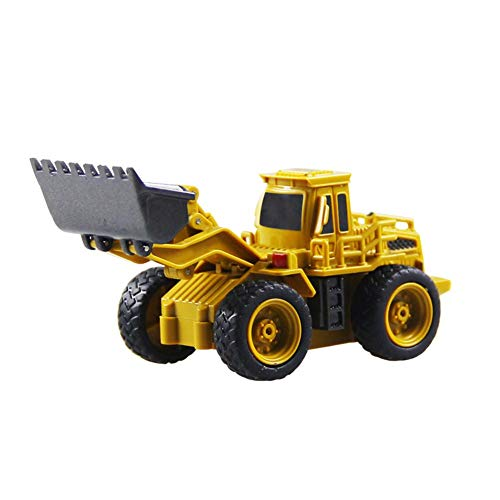 RC Auto kaufen Baufahrzeug Bild: RC Ferngesteuerter Kipper Tieflader Dump Truck| RC Kran Mini Baufahrzeug Kinder Geschenk | Truck Tunnel Bagger Kran Spielzeug*