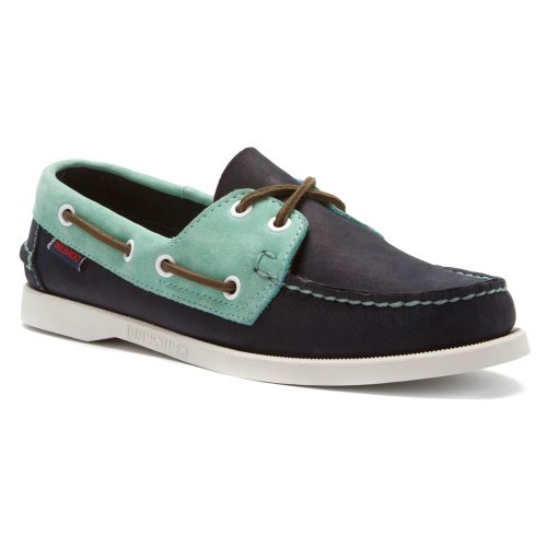 Sebago Dockside Spinnaker Mint B500032 Navy