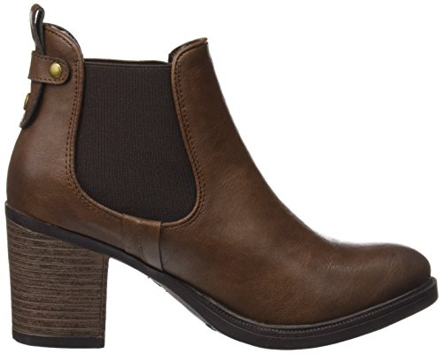 Refresh Damen 064004 Booties Beige (Camel)