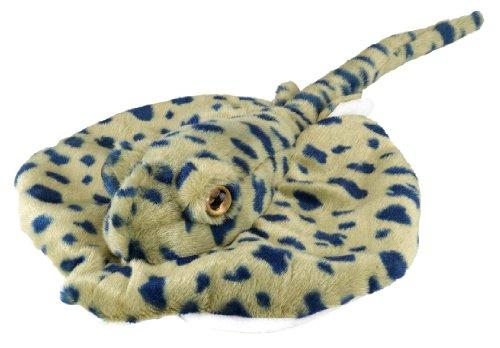 Wild Republic 10888 - Plüsch Gepunkteter Rochen, 20 cm