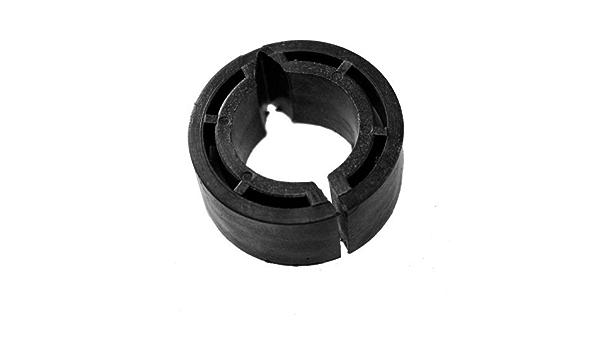 Adattatore 40//23 mm per specchio satellite; per il montaggio di LNB con collo da 23 mm su specchio con morsetto LNB 40 mm Anello riduttore LNB