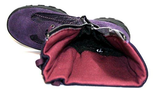 Sabaria by Richter Chaussures pour enfants 44.6702fille Bottes - Lila (mystic/vino 0003)