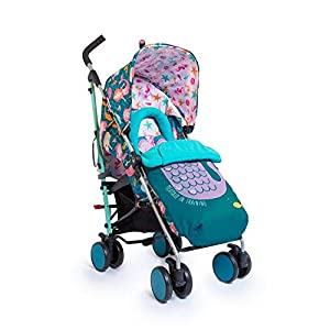 Cosatto Supa Stroller (Mini Mermaids)   10