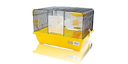 Cage pour hamster 43 * 31 * 28 cm