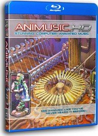 Animusic HD - Stunning Computer - Animated Music - Blu-ray (Blu Computer Ray)