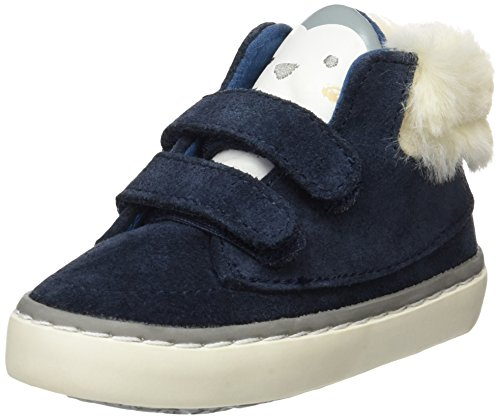 Gioseppo Baby Jungen 31142 Sneakers, Blau (Marino), 21 EU (Sneakers Tacon)