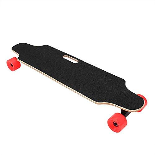 folowe Elektrisches Skateboard Longboard mit Fernsteuerpult Skateboards -