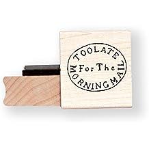 Mañana correo sello de goma sello–br065C