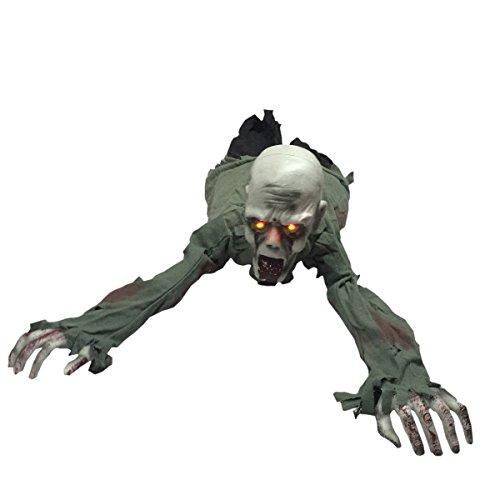 Nihiug Spielzeug Zombie Ghost Zombie Halloween Ghost Horror Ghost Ghost Hässliche Maske Halloween Party Kostüm Für (Dämon Kostüm Diy)