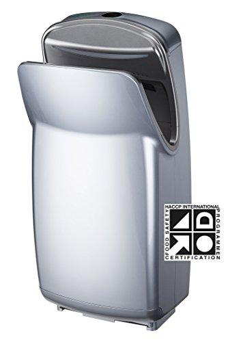 AIR-WOLF Händetrockner V 750, silber, Serie V