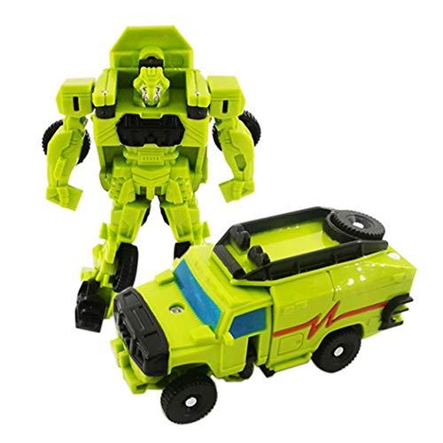 Robot transformer Mymotto (5 modelos) por sólo 2,80€ con el #código: R94GYUKC