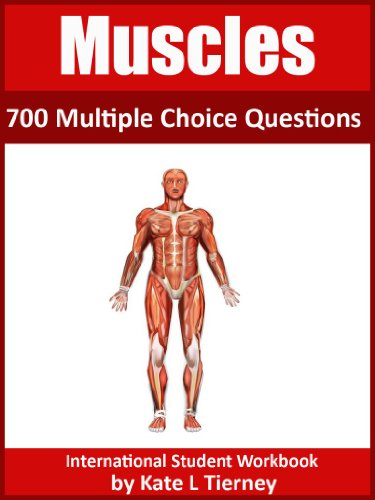 Anatomy & Physiology (Muscles) Student Workbook - 700 Multiple ...