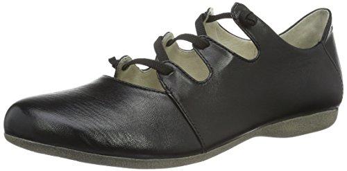 Josef Seibel Damen Fiona 04 Geschlossene Ballerinas 600 schwarz), 41 EU (Schwarzen Frauen Flache Schuhe)