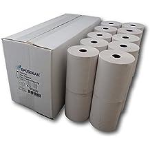 Eposgear 80x 60mm Recibos Impresora térmica de sistema de Till Cash Register máquina de papel (20unidades)