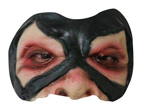 Kostüm Halbmaske Troll - Ghoulish Kostüme