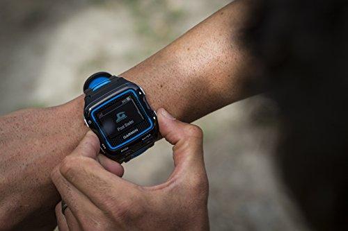 Garmin Forerunner 920XT Multisport-GPS-Uhr – Schwimm-, Rad-, Laufeffizienzwerte, Smart Notification, inkl. Herzfrequenz-Brustgurt, 1,3 Zoll (3,3cm) Display - 4