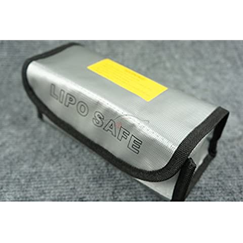 XMY Lipo Guard battery Safe Bag Fall-Abdeckung Pouch 185*75*60mm HSP HPI Tamiya RC Cars NEW