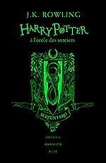 Harry Potter à l'école des sorciers - Serpentard de J. K. Rowling