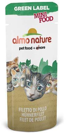 Almo Nature - Complément Almo Nature Green Label Mini Food Au Filet de Poulet Green Label Filet de Poulet