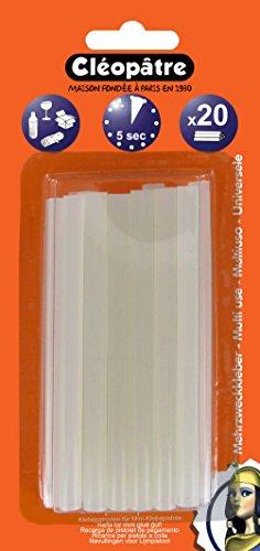 cleopatre-po20rct-pack-de-20-batonnets-de-recharge-de-colle-multi-usage