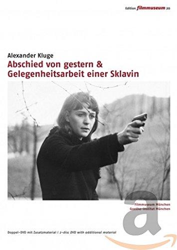 Abschied von gestern / Gelegenheitsarbeit einer Sklavin (2 DVDs)