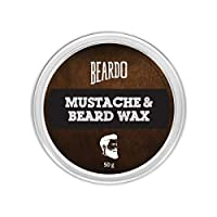 Beardo Beard and Mustache Wax, 50g