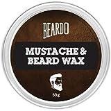 Beardo Moustache And Beard Wax 50g