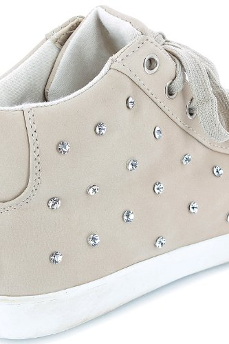Go Tendance ,  Sneaker donna Beige (Beige)