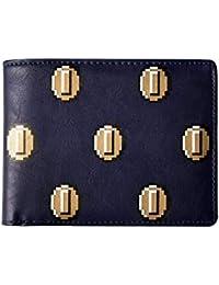 Bolsa de Hombro, Billetera de Mujer Cuero de PU Cuero Oxford Diseño de impresión Estudiante Cartera Corta…