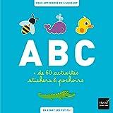 ABC des animaux, plus de 60 activités pour apprendre l'alphabet en s'amusant