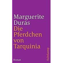 Die Pferdchen von Tarquinia: Roman (suhrkamp taschenbuch)