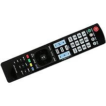 allimity AKB72914209 Reemplazo de mando a distancia para LG TV 42LD550 46LD550 52LD550UB 42LE7300 47LD420 32LD450 37LD450 42LD450 47LD630 47LD520 55LD630 47LD650UA 52LD550 42LE7300 47LE7300