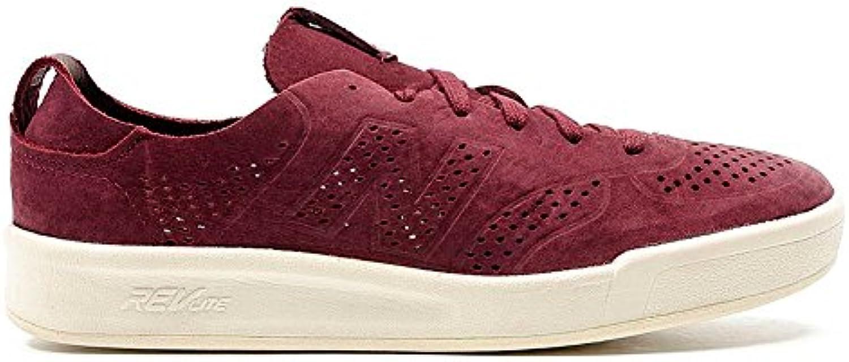New Balance CRT 300 Herren Sneaker Dunkel Rot